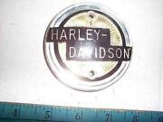 Harley Name Plate