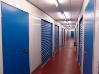 Self storage units to let domestic household Ashton Tameside Manchester