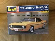 1969 Camaro Model