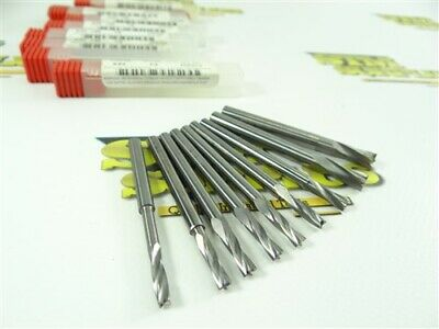 """LOT OF 9 INTERNAL TOOL SOLID CARBIDE N/C COUNTERBORES 9/64"""" 5/32"""" 11/64"""" & 1/4"""""""