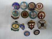 Pin Badge Lot
