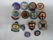 Pin Badge Lot