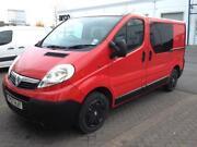 5 Seater Van