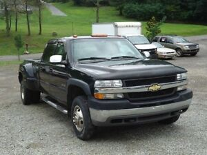 2001 Chevy 3500 dually parts