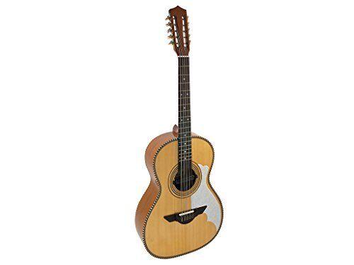 H. Jimenez El Musico Acoustic / Electric Bajo Quinto Natural, LBQ2NCE