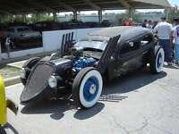 Custom frame 1935 Ford slant back Rat Rod Project
