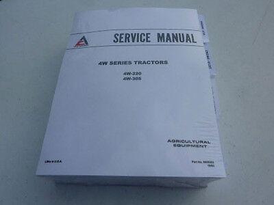 Allis-chalmers 4w-220 4w-305 Tractor Service Manual