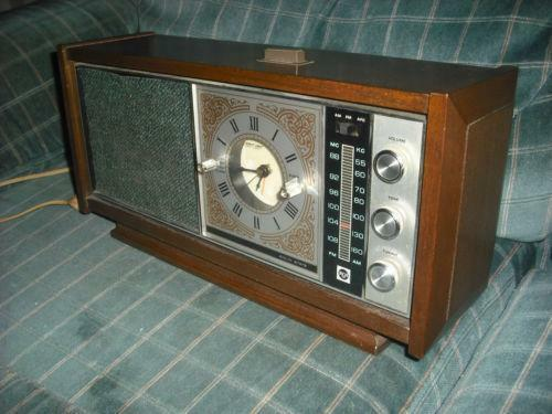 Vintage RCA Clock Radio | eBay