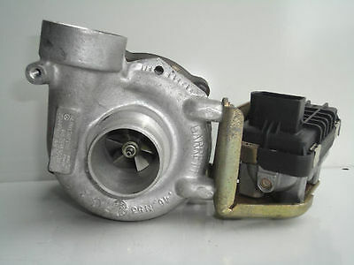 MERCEDES M Class / S Class TURBO CHARGER 4.0LD 724496-0003 TURBOCHARGER