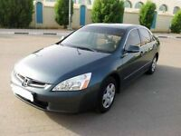 2005 Honda Accord LX , 4 Door ,Sedan,  Grey for ONLY  $ 4,900.