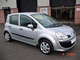 2010 Renault Modus 1.2 16v Expression ****41000 miles FSH****