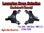 Chevy Truck Drop Spindles