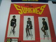 Meet The Supremes LP