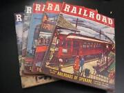 Railroad Magazine Lot