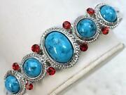 Red Rhinestone Jewelry