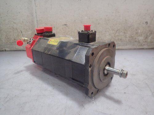 Used Fanuc A06b-0512-b251-r,fanuc 5 Ac Servo Motor 110v 2000rpm,repaired,boxyo
