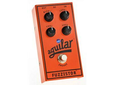 Aguilar FUZZISTOR Effects Pedal
