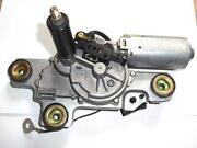 Focus Rear Wiper Motor