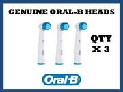 Oral B Sensitive Toothbrush Heads
