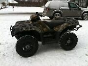 Used Polaris ATVs