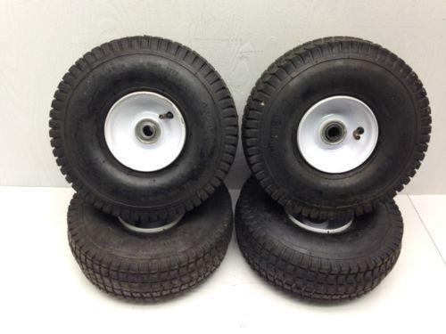 Lawn Mower Wheels And Tires Ebay