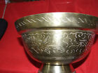 Brass Chinese Antique Bowls
