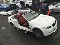 BMW M3 E93 E91 E92 E93 07-2012 SMG BREAKING SPARES DOORS LEATHER DIFF SUB