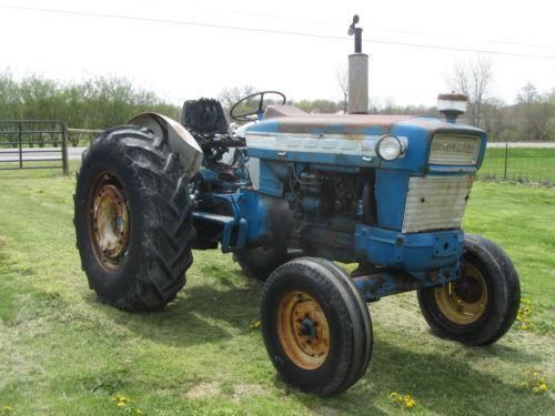 Ford Farm Tractors : Used ford farm tractors ebay