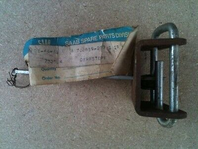SAAB 96 SPORT 2 STROKE BULLNOSE V4 1964 1965 1966 DOOR STOPER MECHANISM N.O.S