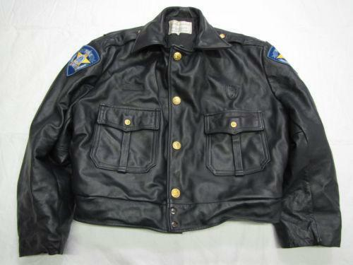 Vintage Chicago police jacket 1980s 90s MWOY6lm