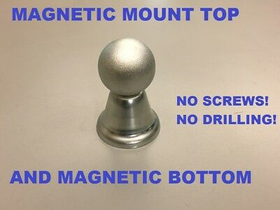 DOUBLE MAGNET Mount  Arlo Camera Magnetic VMA1100-DM - 30 SEC INSTALL IN/OUTDOOR