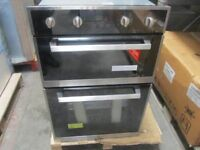 UBMFTC90SS 90CM BUILT IN DOUBLE OVEN