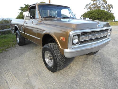 1970 Chevy Truck Ebay