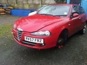 Alfa 147 Breaking