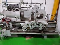WARD 7 COMBINATION TURRET LATHE