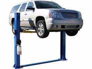 NEW 11000 LBS OR 9000 LBS 2 POST CAR LIFT HOIST 220V 1PH BASEPLATE SAVE $$$