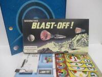Blast Off Vintage Board Game