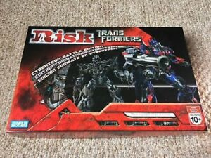 Transformers Risk Game