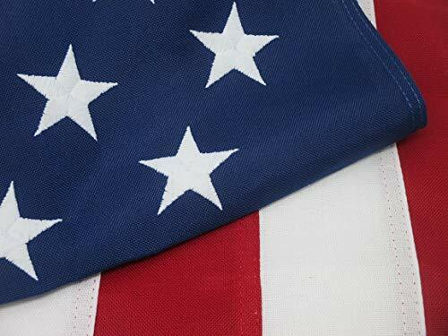 American Flag Heavy Duty 4x6 Premium Commercial Grade 2 ply 4 by 6 foot