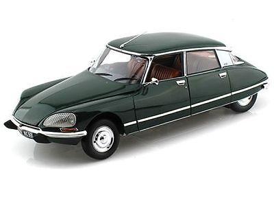 1:18 NEUHEIT Norev Citroën DS 23 Pallas 1972 Arbor Grün