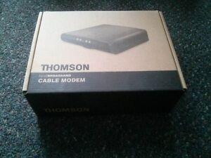 THOMSON (TECHNICOLOR) DCM476 Modem