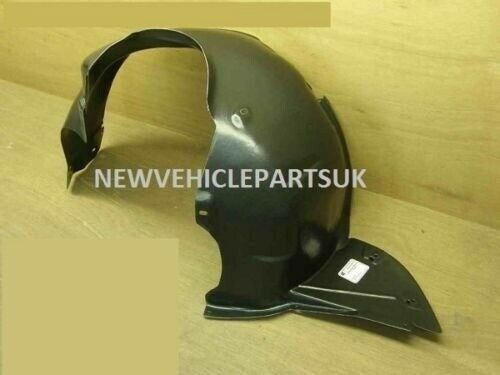Trade Vehicle Parts VK1710 Front Wing Arch Liner Splash Guard Passenger Side Compatible With Fox 2005-2011