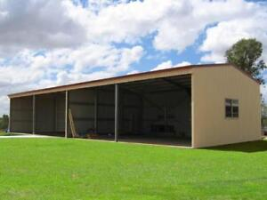 Drive Shed or Barn Space to Rent for Storage of Farm Equipment