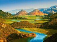 *Last Minute* Montenegro 1 Week Holiday For Two (Skadarsko Jezero National Park)