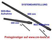 SDS Max Verlängerung