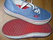 Denim Vans Shoes