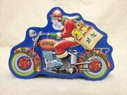 Harley Davidson Tin Toy