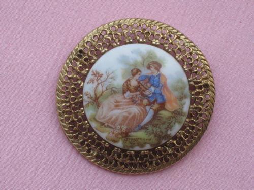Vintage Porcelain Jewelry Ebay