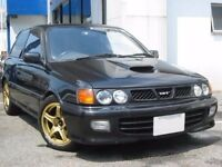 WANTED: TOYOTA STARLET TURBO EP82 EP91 GT GLANZA V