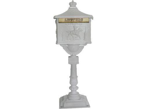 Pedestal Mailbox Ebay